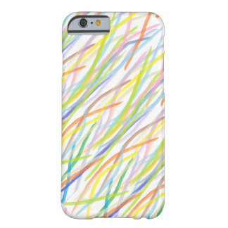 Blurred Lines Phone Case