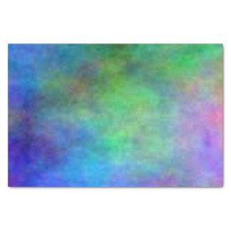 Blurred Rainbow Tissue Paper
