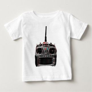 Blurred Spektrum RC Radio Baby T-Shirt