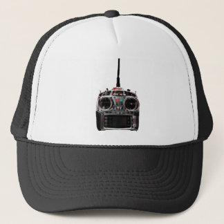 Blurred Spektrum RC Radio Trucker Hat