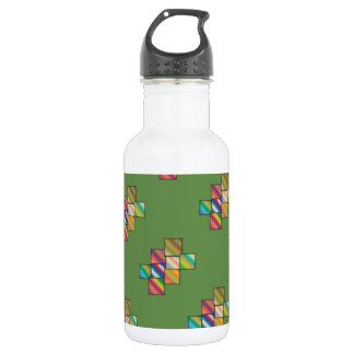 Blurry Diamond Water bottle