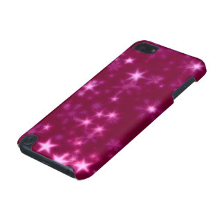 Blurry Stars pink iPod Touch (5th Generation) Cover