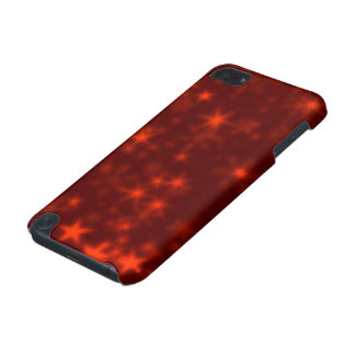 Blurry Stars rede iPod Touch 5G Case