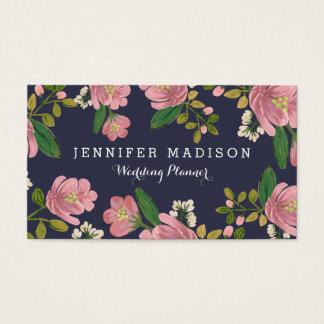 Blush Bouquet Business Card