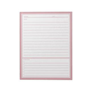 Blush Meeting Notes