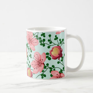 Blush Vines Coffee Mug