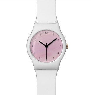 Blush Wrist Watch