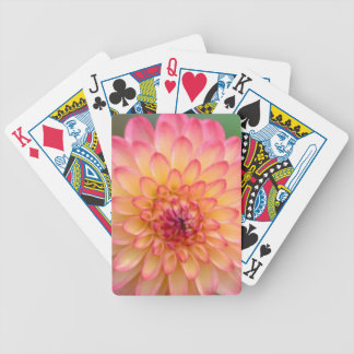 Blushing Beauty Bicycle Playing Cards