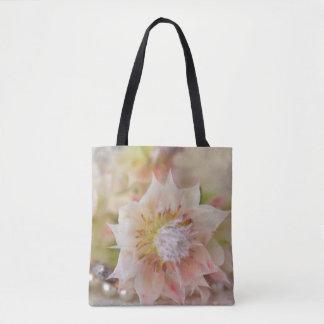 Blushing bride Tote Bag