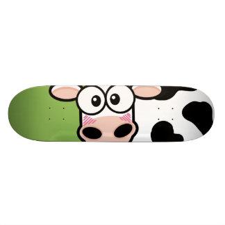 Blushing Cow Skateboard