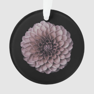 Blushing Dahlia Ornament