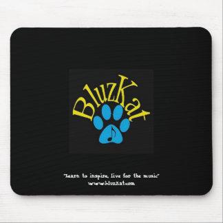 BluzKat Logo Mousepad
