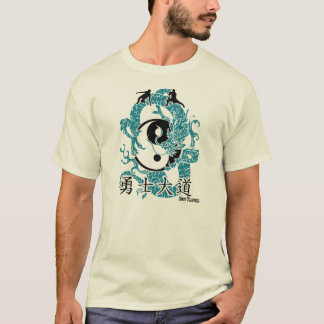 Blvd. Warriors Yin Yang - Cult Flavor T-Shirt
