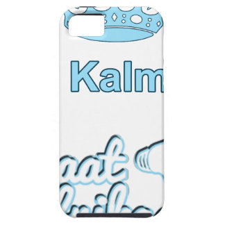 Bly-Kalm-En-Praat-Afrikaans iPhone 5 Covers