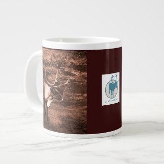 Blyth and Bathe Caribou Art Mug