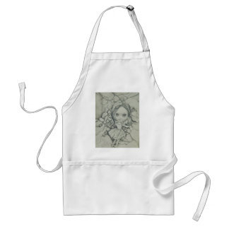 Blythe doll products standard apron