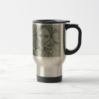 Blythe doll products travel mug