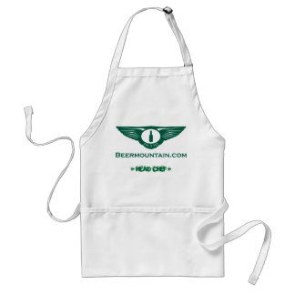 "BM ""Head Chef"" apron"