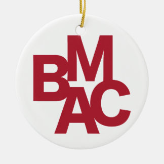 BMAC Hanging ornament