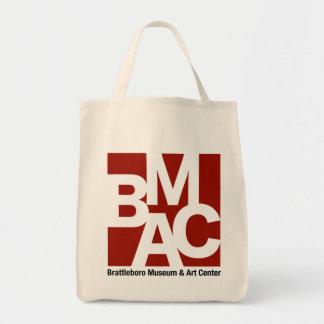 BMAC Logo Canvas Tote