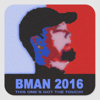 BMAN 2016 Glossy Stickers