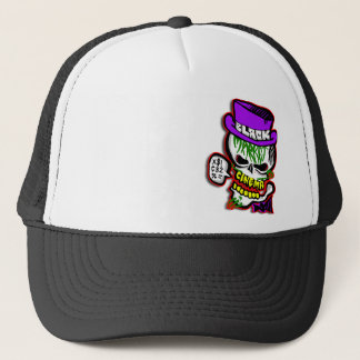 BMC color Skull logo Trucker Hat