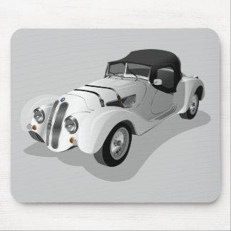 bmw-158703 bmw, car, roadster, sports car, automob mouse pad