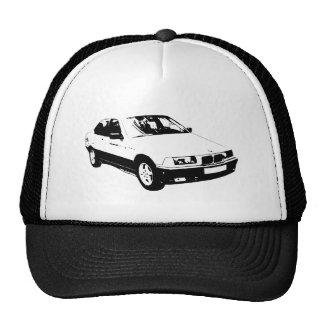 bmw-318 trucker hat