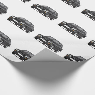 BMW 3 series wrapping paper