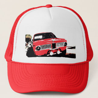 BMW Alpina 2002 Trucker Hat