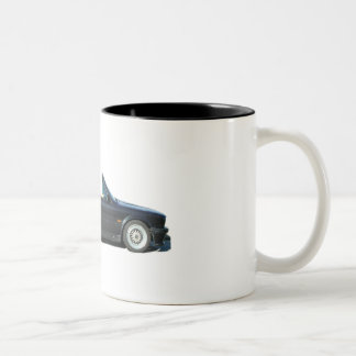 BMW Cabriolet E30 Two-Tone Coffee Mug
