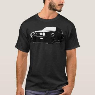 BMW E28 M5, black on black T-Shirt