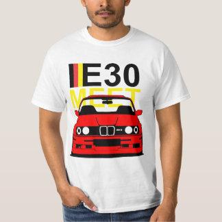 BMW E30 Meet T-Shirt