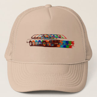 BMW Full Colour Trucker Hat