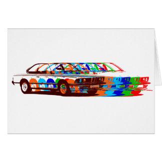 BMW FullColours Card