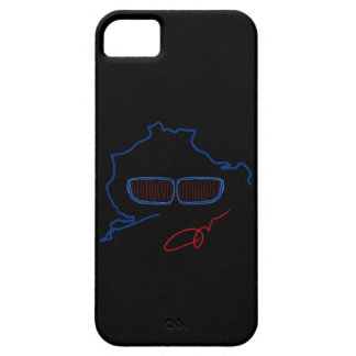 BMW Kidney Grill / Nurburgring Edition (Black) iPhone 5 Case