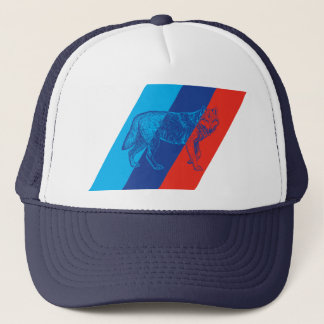 BMW M Wolf Trucker Hat