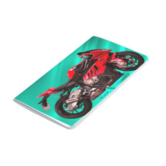 BMW Motorcycle for Pocket-Journal Journal