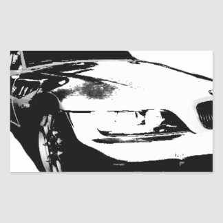 BMW Z3 goods Sticker