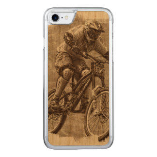 BMX 1A-1B Options Carved iPhone 8/7 Case