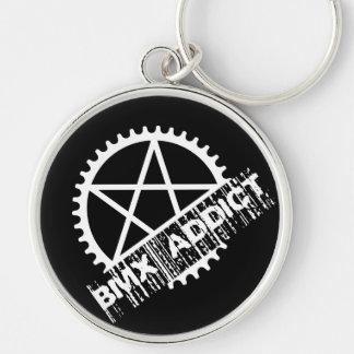 BMX Addict Keychain