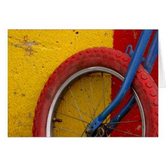 BMX Bike Bicycle Cycle Bicycling Cycling Card
