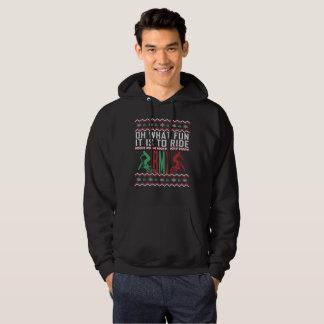 BMX Bike Ugly Christmas Sweater