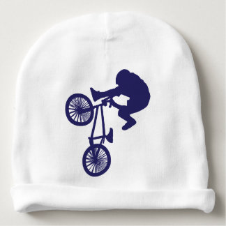 BMX-Biker Baby Beanie