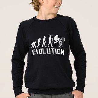 BMX Biker Evolution Sweatshirt