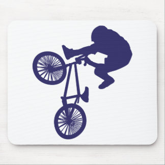 BMX-Biker Mouse Pad