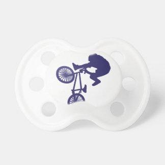 BMX Biker Pacifiers