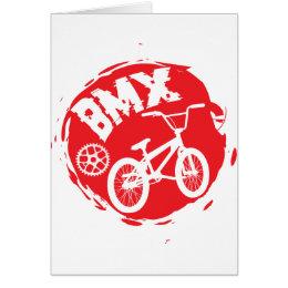 BMX CARD