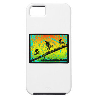 BMX City Case For The iPhone 5