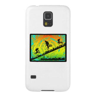 BMX City Galaxy S5 Covers